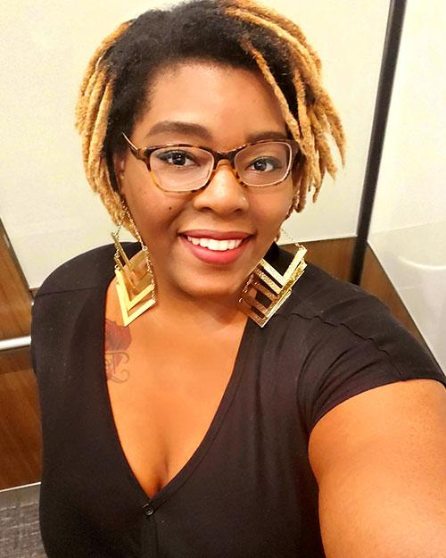 Tenisha Hudson (Adoption Specialist)