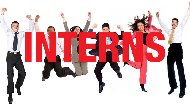 National Intern Day!